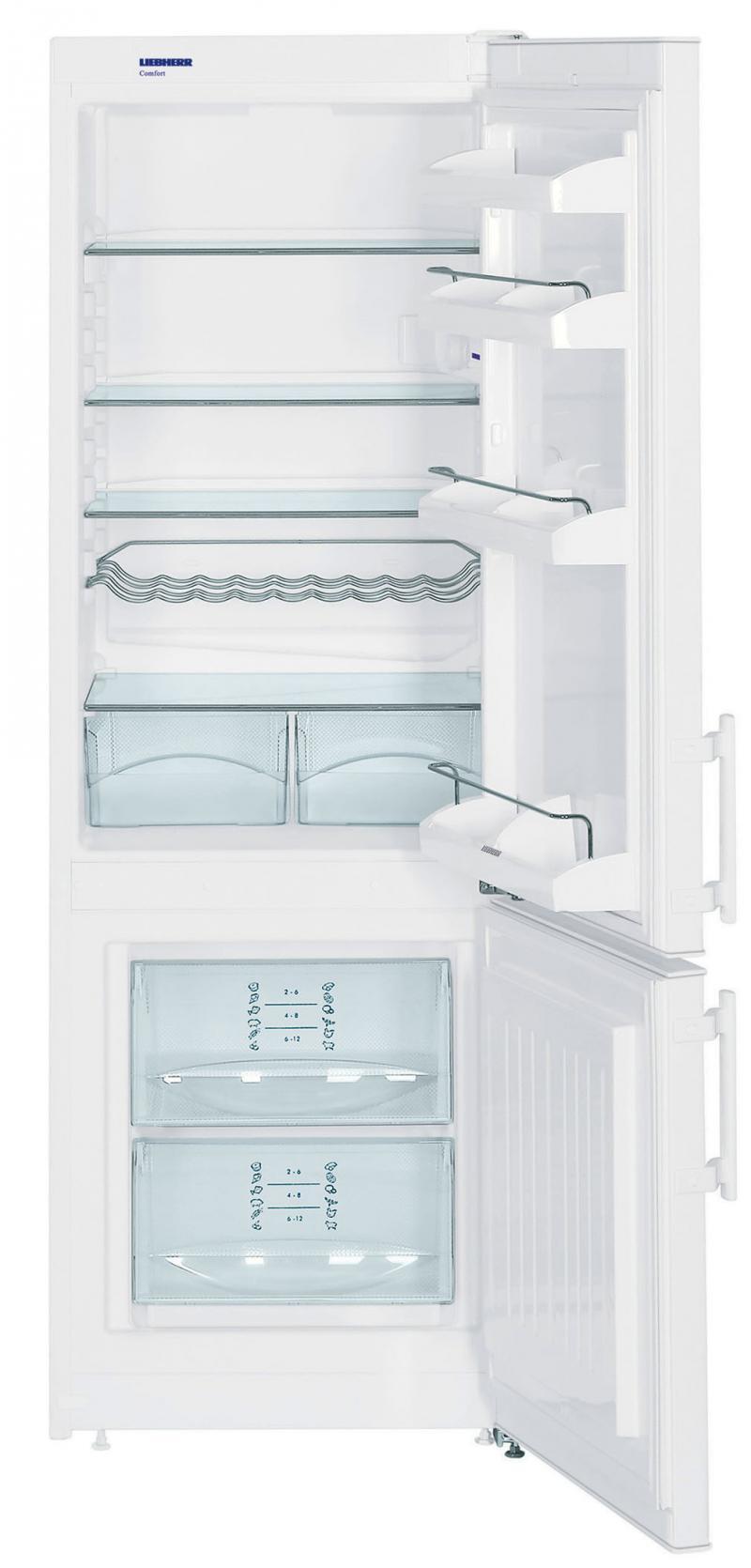 kombinovan chladni ka liebherr cup 2721 cup2721 elektro b lohorsk. Black Bedroom Furniture Sets. Home Design Ideas